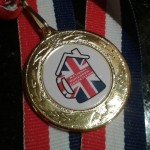 UKNHC 2014 Medal